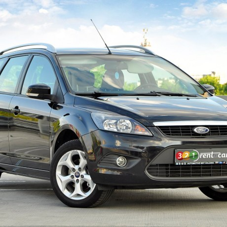 Ford Focus Facelift 321 rent a car Cluj
