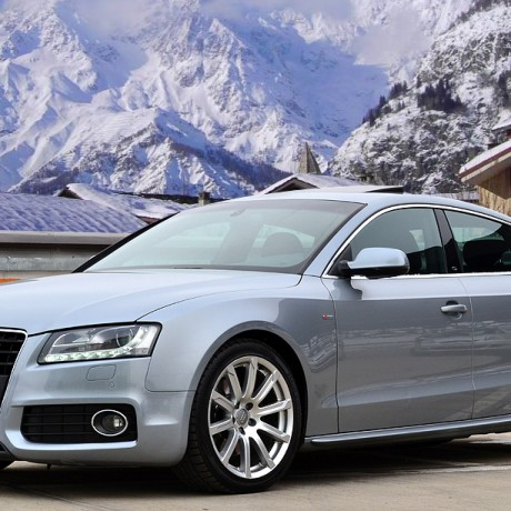 321 rent a car Cluj - Audi A5 Gouattro