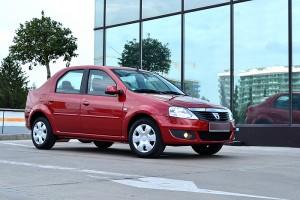321 rent a car Cluj Dacia Logan
