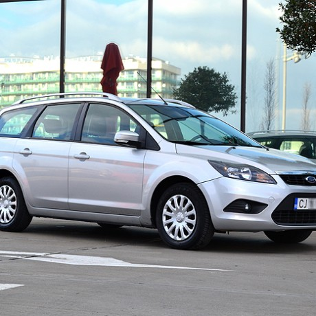 321 rent a car Cluj Ford Focus kombi 1.6 TDCI