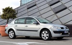 321 rent a car Cluj Renault Megane
