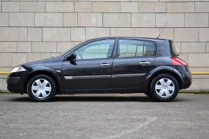 321 rent a car Cluj Renault Megane hatchback