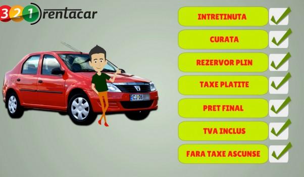 Avantaje 321 rent a car Cluj