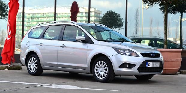 321 rent a car Cluj Ford Focus kombi 1.6 TDCI