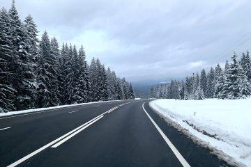 iarna aceasta condu in siguranta cu o masina inchiriata