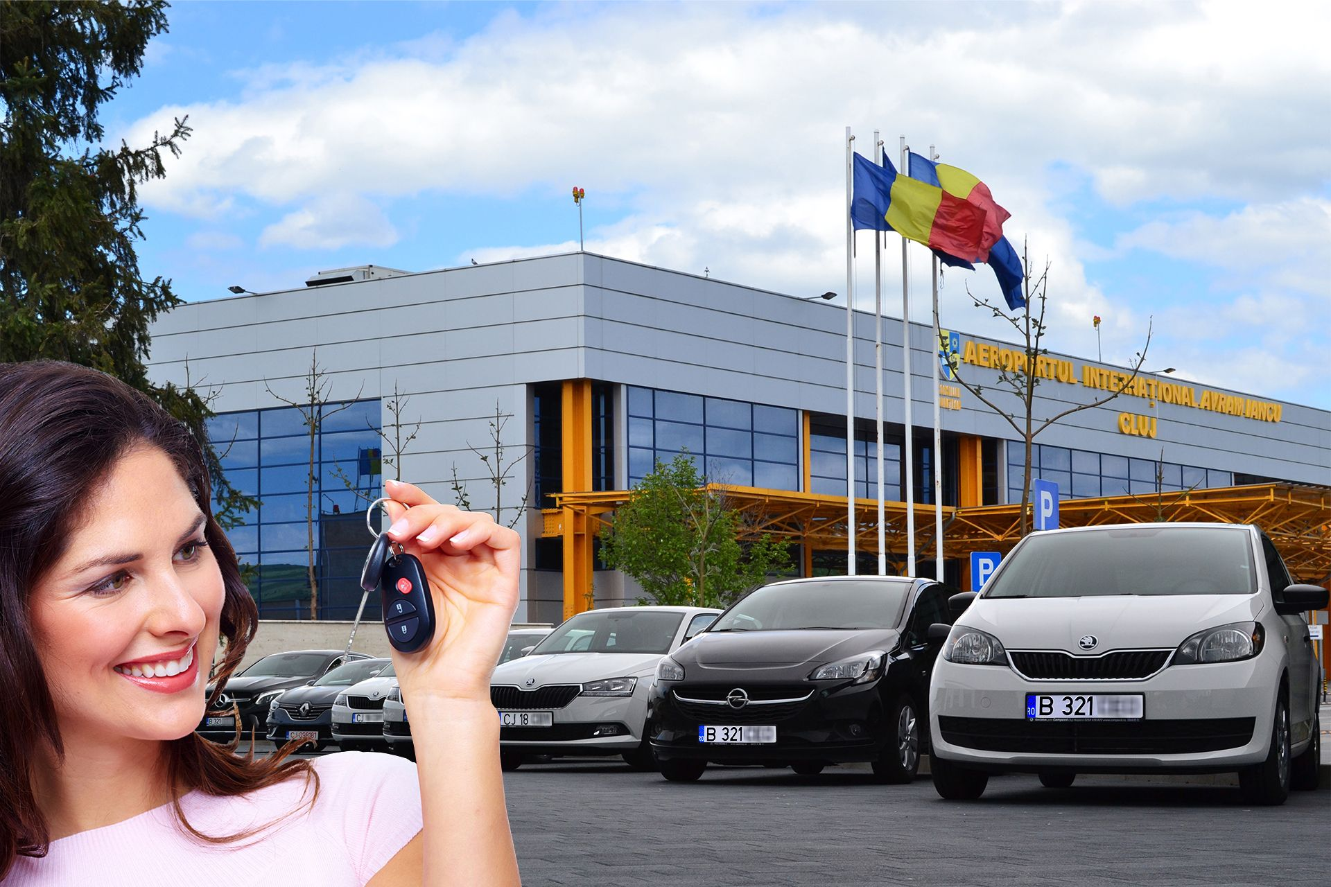 Car Rental in Cluj Airport
