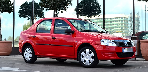 Dacia Logan Facel