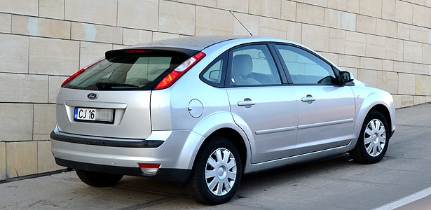 Ford Focus Hatchback Automat